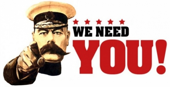 We need you Movember