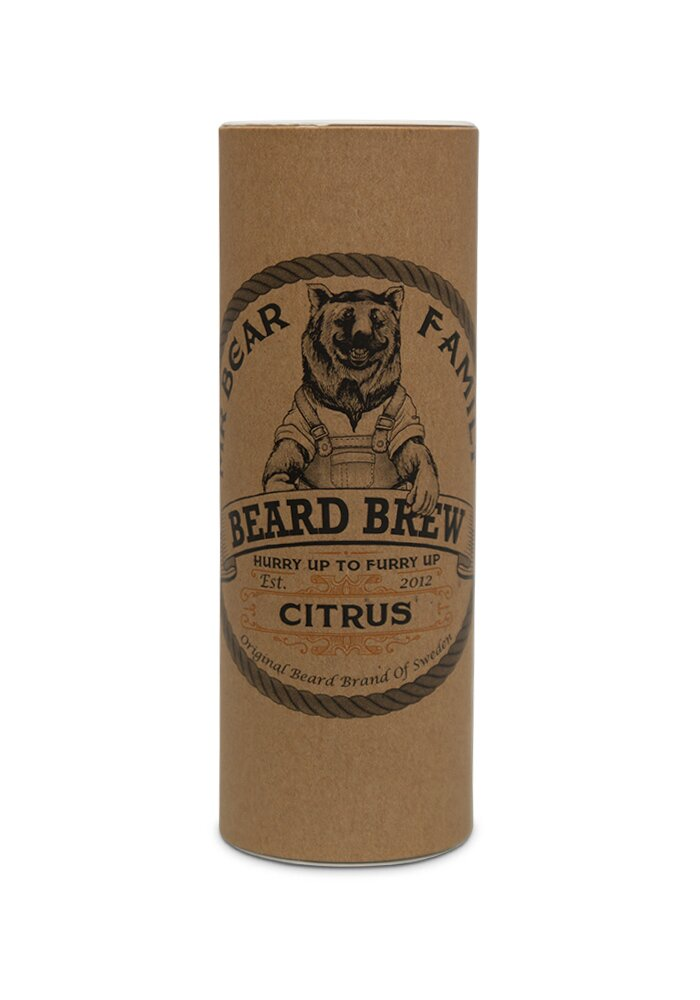Mr.Bear Family Beard Brew Citrus - www.beardguru.sk 5680299124e