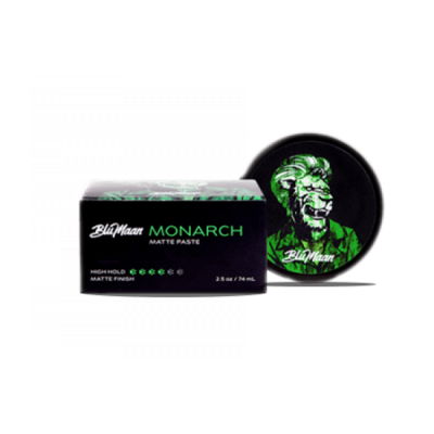 BluMaan Monarch Matte Paste 74ml