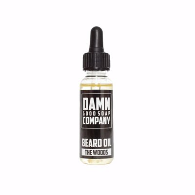 Damn Good Soap olej na bradu The Woods 25ml