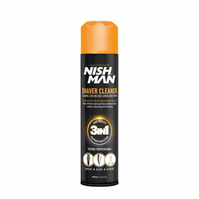 NISHMAN Cleaner Spray 300ml