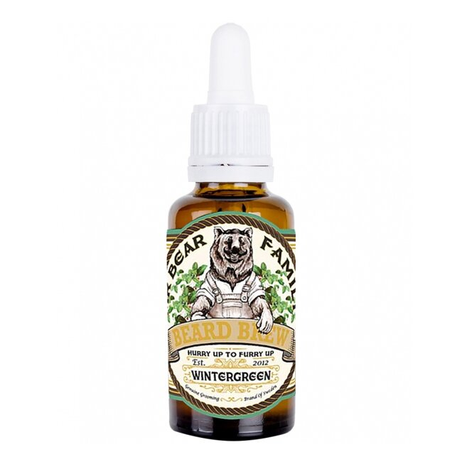 Mr. Bear Family Beard Brew Wintergreen 30ml