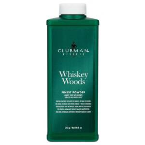 Clubman Pinaud Whiskey Woods 225g