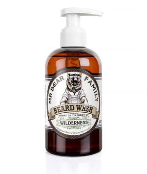 Mr. Bear Family šampón Wilderness 250ml