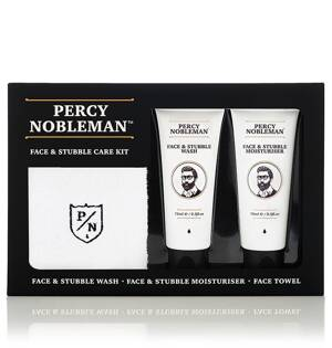 Percy Nobleman Face & Stubble kit