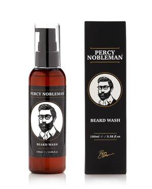 Percy Nobleman beard shampoo 100ml