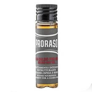 Proraso Hot olej na bradu 17ml